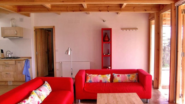 Country property with three houses on it ideal for rental business ...