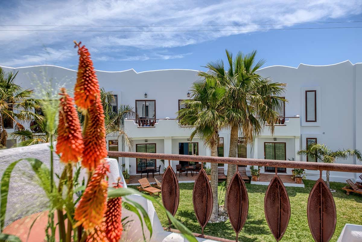 Hotel for sale Costadelaluz: Luxury apartment hotel complex exclusive beach front location.